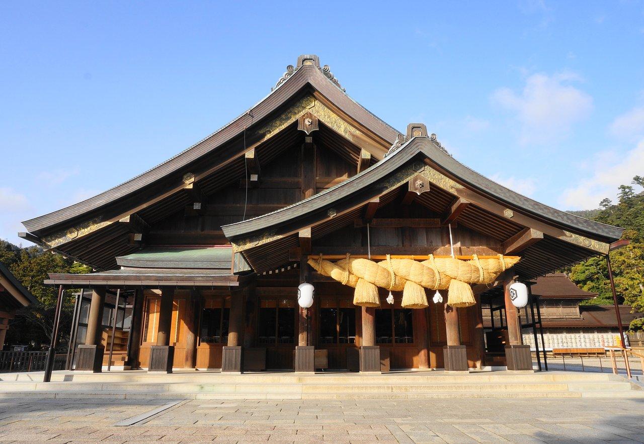 神道:旅人に人気の神社